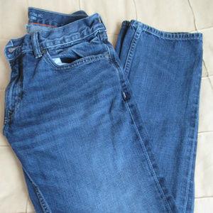 Banana Republic Vintage Straight Fit Jeans 32x32